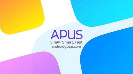 APUS Launcher 3.2.2 دانلود لانچر سریع مرغ بهشتی اندروید