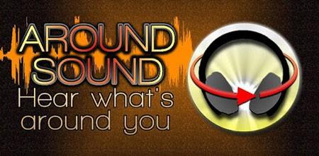 Around Sound Pro 2.62 دانلود نرم افزار شنیدن صدای اطراف