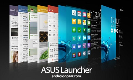 ASUS ZenUI Launcher 3.0.10.17 دانلود لانچر ایسوس اندروید