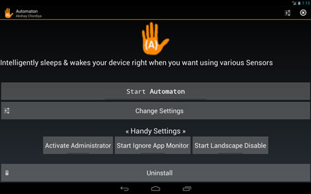 Automaton Locker Full 4.00 دانلود نرم افزار قفل خودکار