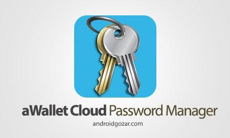 aWallet Cloud Password Manager 3.6.0 مدیریت رمز های عبور