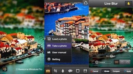 Awesome Miniature Pro 4.5.2 نرم افزار عکاسی با افکت مینیاتوری