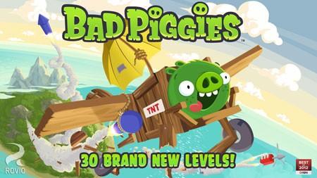 Bad Piggies HD 2.2.0 دانلود بازی خوک های بد اندروید + مود