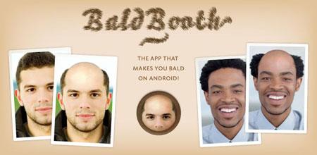 BaldBooth 2.4 دانلود نرم افزار طاس کردن موی سر