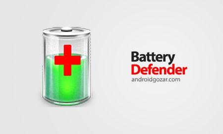 Battery Defender – 1 Tap Saver 1.1.8 Premium نرم افزار مدافع باتری