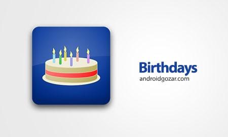 Birthdays 2016-11-24.50-paid دانلود نرم افزار یادآوری تاریخ تولد