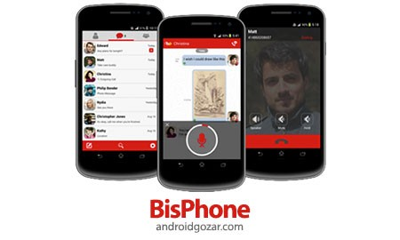 BisPhone Plus 2.0.3 دانلود نرم افزار پیام رسان ایرانی بیسفون اندروید