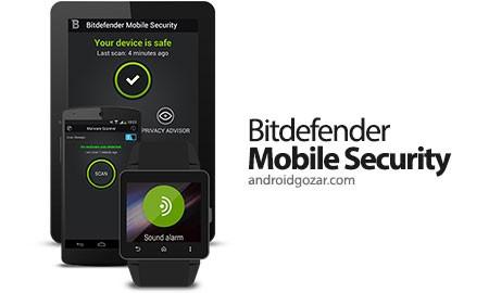 Bitdefender Mobile Security & Antivirus Premium 3.2.80.98 آنتی ویروس بیت دیفندر اندروید