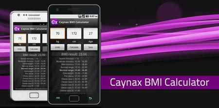 BMI calculator 3.3 دانلود نرم افزار محاسبه شاخص توده بدنی