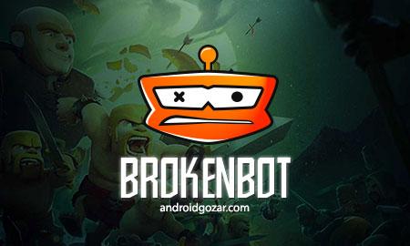 BrokenBot 4.7.4 دانلود ربات بازی کلش اف کلنز (بروکن بات)