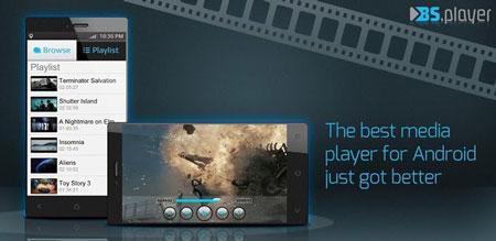 BSPlayer Full 1.28.193 دانلود نرم افزار پخش فیلم و موسیقی اندروید
