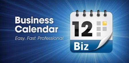 Business Calendar Pro 1.4.9.3 دانلود نرم افزار تقویم کاری