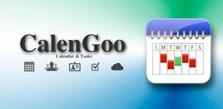 CalenGoo 1.0.168 دانلود نرم افزار مکمل تقویم