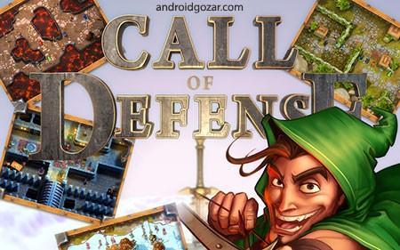 Call of Defense TD 1.0.14 دانلود بازی ندای دفاع
