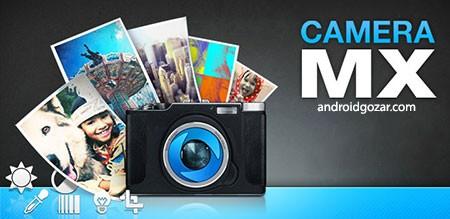Camera MX Full 4.4.118 دانلود نرم افزار دوربین شگفت انگیز اندروید