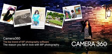 Camera360 Ultimate 8.3 دانلود نرم افزار دوربین عکاسی اندروید