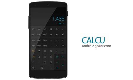 CALCU™ Stylish Calculator Premium 3.0.1 دانلود ماشین حساب شیک