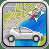 car-navigator-kuwait-icon