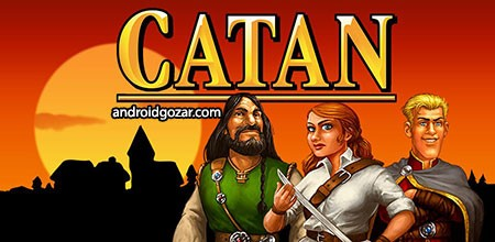 Catan 4.6.2 دانلود بازی حکومت بر جزیره اندروید + مود