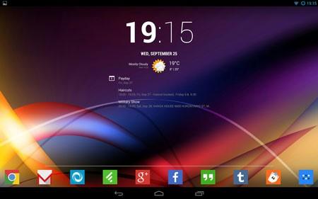 Chronus Pro 5.10.1 دانلود ویجت ساعت، آب و هوا و تقویم اندروید