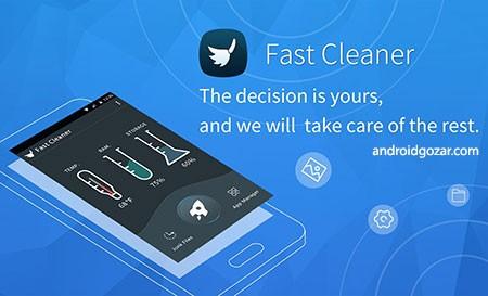 Fast Cleaner – RAM Boost Clean 3.3.1 دانلود نرم افزار تمیز کننده