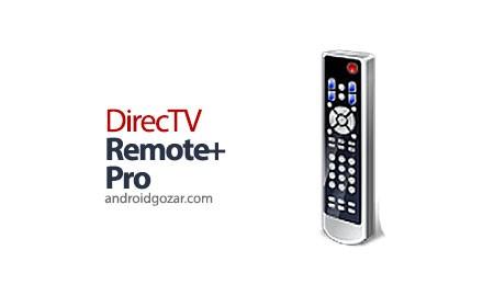 DirecTV Remote+ Pro 3.8.0 دانلود نرم افزار کنترل از راه دور DirecTV