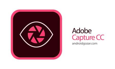 Adobe Capture CC 2.6.1.712 ساخت آموزش های مجازی در اندروید