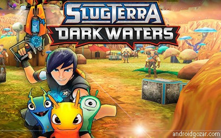 Slugterra: Dark Waters 1.6.2 دانلود بازی ماجراجویی اکشن آب های تیره+مود+دیتا