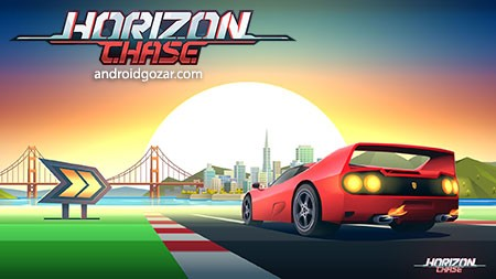 Horizon Chase – World Tour 1.4.4 دانلود بازی تعقیب و گریز – تور جهانی+مود+دیتا