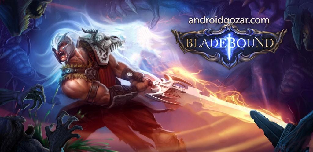 Bladebound 0.46.03 دانلود بازی مبارزه ای اکشن خیز شمشیر+مود+دیتا