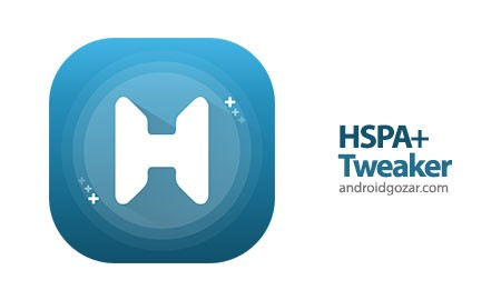 HSPA+ Tweaker (3G booster) FULL 2.1 افزایش سرعت اینترنت اندروید