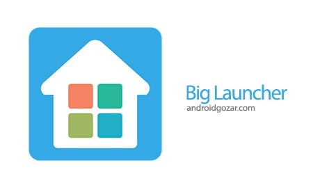KK Easy Launcher(Big Launcher) PRIME 1.2 دانلود لانچر اندروید برای سالمندان، کودکان و افراد دارای مشکلات بینایی