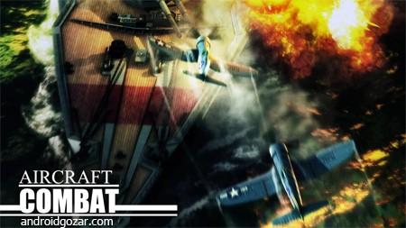 Aircraft Combat 1942 1.0.11 دانلود بازی مبارزه هواپیماهای جنگی+مود