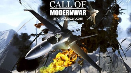 Call Of ModernWar:Warfare Duty 1.1.0 دانلود بازی ندای جنگ مدرن: ماموریت جنگ+مود