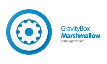 GravityBox [MM] 6.3.6 Unlocked دانلود ماژول اکسپوزد اندروید مارشمالو