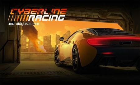 Cyberline Racing 1.0.10517 دانلود بازی مسابقات رالی مرگ+مود+دیتا