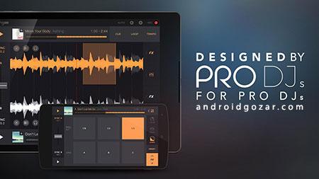 edjing PRO – Music DJ mixer 1.4.3 میکس و دی جی اندروید