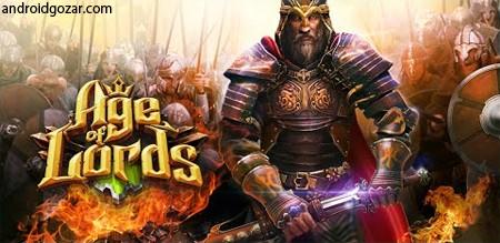 Age of Lords: Legends & Rebels 3.6.1 بازی عصر اربابان: افسانه ها و شورشیان اندروید