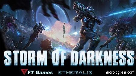 Storm of Darkness 1.1.4 دانلود بازی طوفان تاریکی+مود
