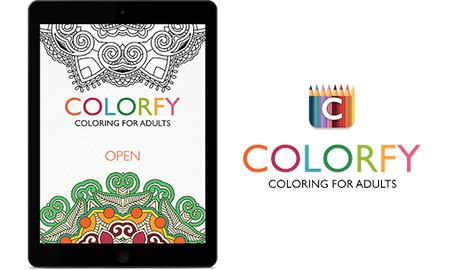 Colorfy PLUS – Coloring Book 3.1.1 دانلود کتاب رنگ آمیزی اندروید