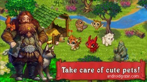 com gamegarden fd 4 300x169 Farmdale 1.7.3 دانلود بازی مزرعه داری در سرزمین رویایی+مود