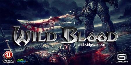 Wild Blood 1.1.4 دانلود بازی خون وحشی اندروید + مود + دیتا