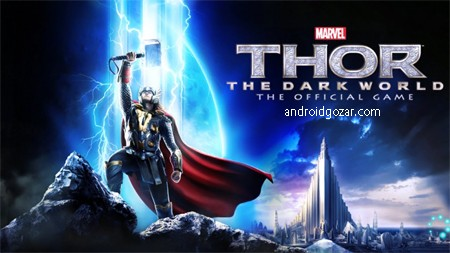 Thor: TDW – The Official Game 1.2.0n دانلود بازی اکشن ماجراجویی ثور+مود+دیتا