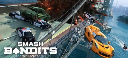 Smash Bandits Racing 1.09.07 دانلود بازی مسابقه برخورد راهزنان+دیتا