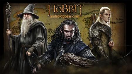 The Hobbit: Kingdoms 13.0.1 دانلود بازی هابیت: امپراتوری ها+دیتا