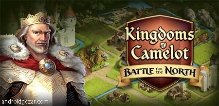 Kingdoms of Camelot: Battle 18.4.0 دانلود بازی امپراطوری کاملوت: نبرد+دیتا