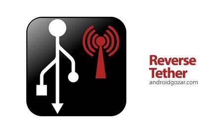 Reverse Tether build.2015.01.01.paid Patched استفاده از اینترنت کامپیوتر در موبایل با USB