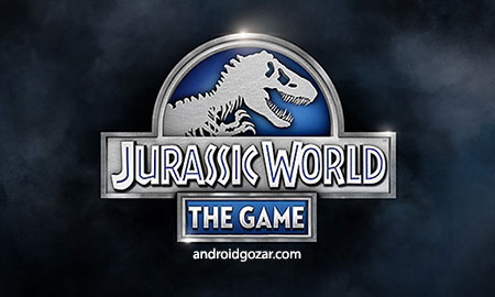 Jurassic World: The Game 1.10.24 دانلود بازی دنیای ژوراسیک