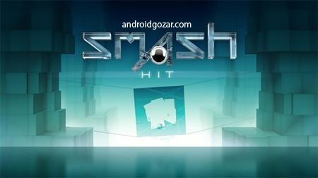 Smash Hit 1.4.0 دانلود بازی سر و صدای شکستن+مود