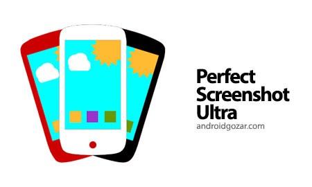 Perfect Screenshot Ultra r44 دانلود نرم افزار قاب های موبایل برای اسکرین شات